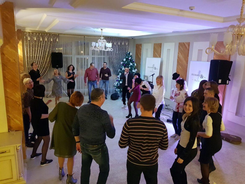 Запрошуємо на святкування Зимових корпоративів!!!!!!!!